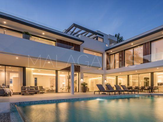 Villa a la venta en La Alqueria, Benahavis | Berkshire Hathaway Homeservices Marbella