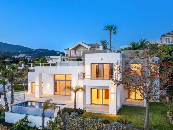 Puerto del Capitan 4 bedrooms villa for sale   Berkshire Hathaway Homeservices Marbella