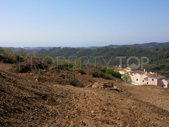 Plot for sale in Monte Mayor, Benahavis | Berkshire Hathaway Homeservices Marbella