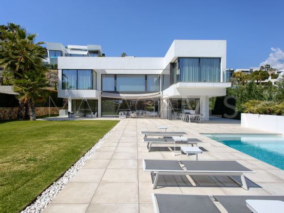 Villa con 4 dormitorios en venta en La Alqueria, Benahavis | Berkshire Hathaway Homeservices Marbella