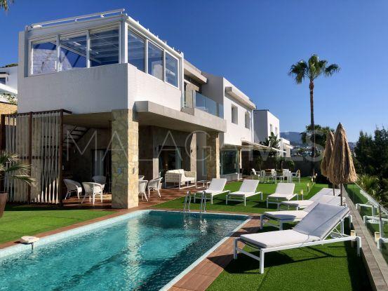 Comprar villa en Atalaya Fairways de 3 dormitorios | Berkshire Hathaway Homeservices Marbella