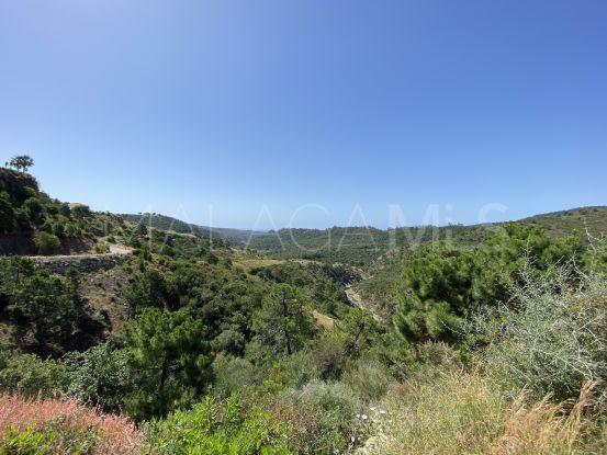 For sale plot in Monte Mayor | Berkshire Hathaway Homeservices Marbella