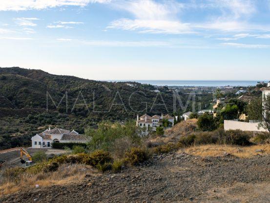 For sale Lomas de La Quinta plot   Berkshire Hathaway Homeservices Marbella