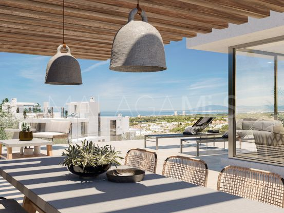 Duplex penthouse with 3 bedrooms for sale in Marbella East | Berkshire Hathaway Homeservices Marbella