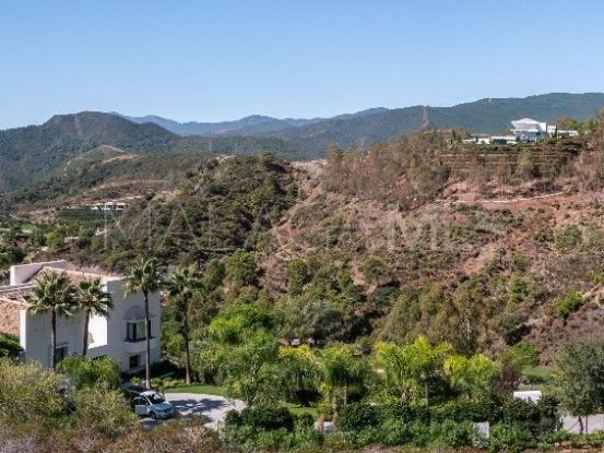 Plot for sale in La Zagaleta | Berkshire Hathaway Homeservices Marbella