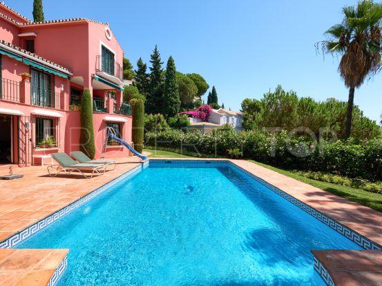 For sale villa with 4 bedrooms in El Madroñal, Benahavis | Berkshire Hathaway Homeservices Marbella