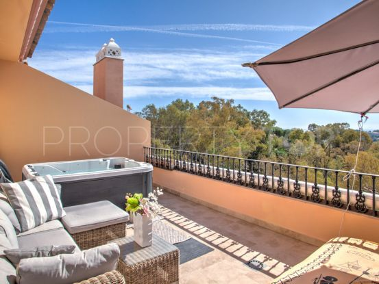 Duplex penthouse with 2 bedrooms for sale in Nueva Andalucia, Marbella | Berkshire Hathaway Homeservices Marbella