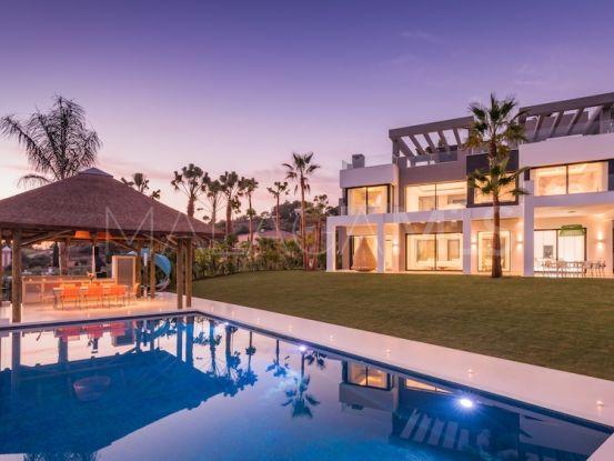 Comprar villa en Los Flamingos con 5 dormitorios | Berkshire Hathaway Homeservices Marbella