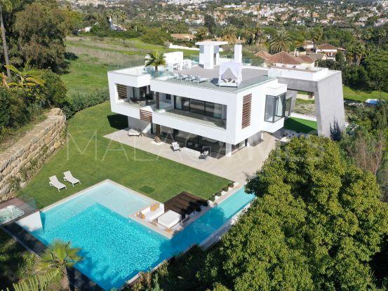For sale villa in Las Brisas, Nueva Andalucia   Berkshire Hathaway Homeservices Marbella