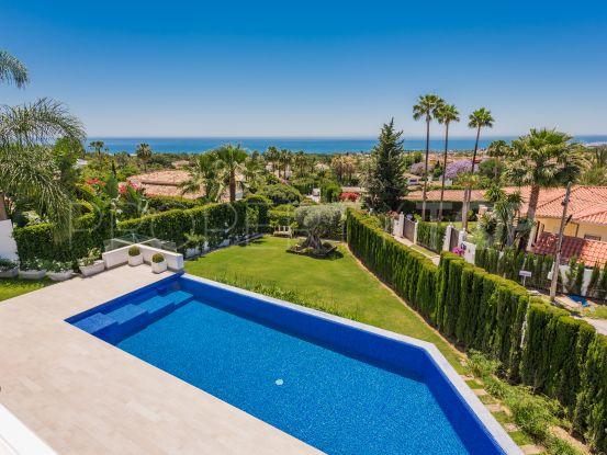 For sale villa in Nagüeles, Marbella Golden Mile | Berkshire Hathaway Homeservices Marbella