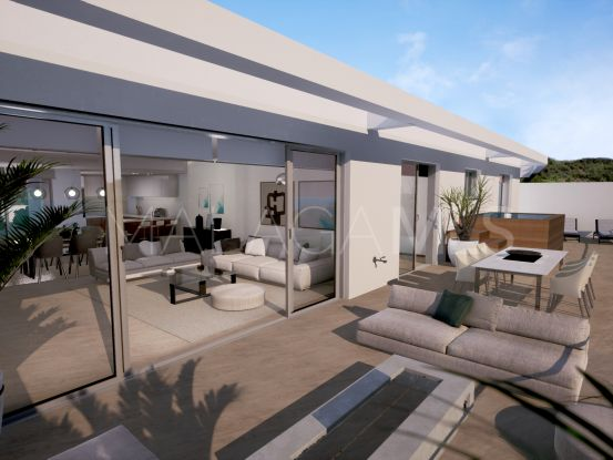 3 bedrooms Calanova Golf penthouse for sale | Berkshire Hathaway Homeservices Marbella
