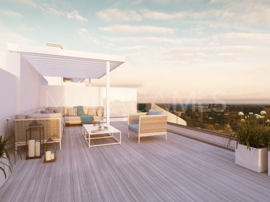 For sale Cancelada penthouse with 2 bedrooms | Berkshire Hathaway Homeservices Marbella