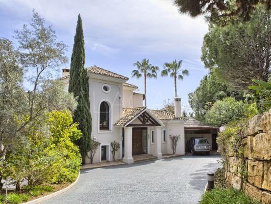 La Zagaleta, Benahavis, villa en venta con 5 dormitorios | Berkshire Hathaway Homeservices Marbella
