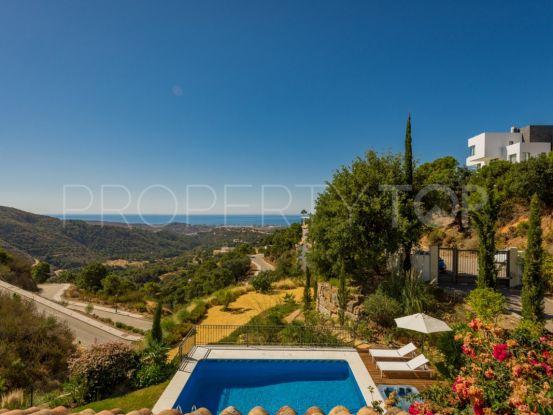 For sale villa in Monte Mayor, Benahavis | Berkshire Hathaway Homeservices Marbella
