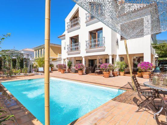 Valdeolletas 4 bedrooms villa for sale | Berkshire Hathaway Homeservices Marbella
