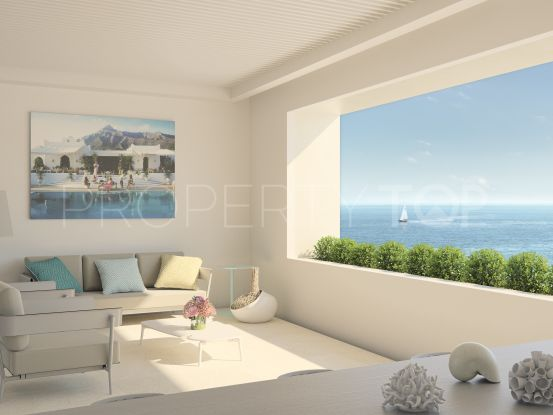 Apartment for sale in Estepona Playa with 1 bedroom | Berkshire Hathaway Homeservices Marbella