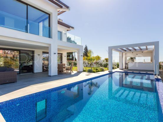 Paraiso Alto villa for sale | Berkshire Hathaway Homeservices Marbella