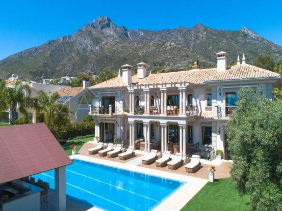Villa for sale in Sierra Blanca, Marbella Golden Mile | Berkshire Hathaway Homeservices Marbella