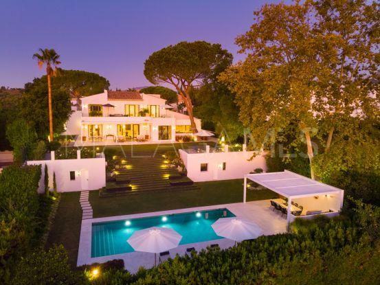Villa in Aloha for sale | Berkshire Hathaway Homeservices Marbella