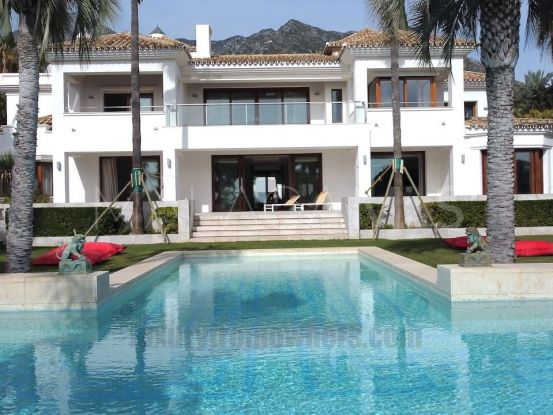 Villa for sale in Sierra Blanca with 6 bedrooms | Prestige Expo