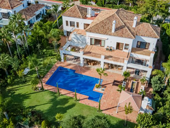 Villa for sale in Sierra Blanca, Marbella Golden Mile | Prestige Expo