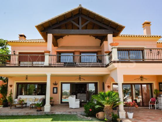 Comprar villa en La Alqueria, Benahavis | Kavan Estates