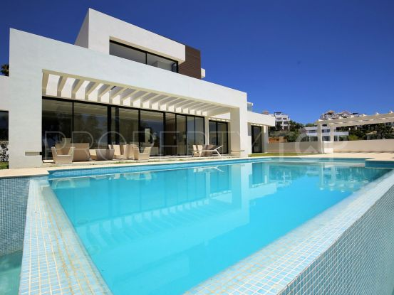 Villa for sale in Capanes Sur with 6 bedrooms   Marbella Living