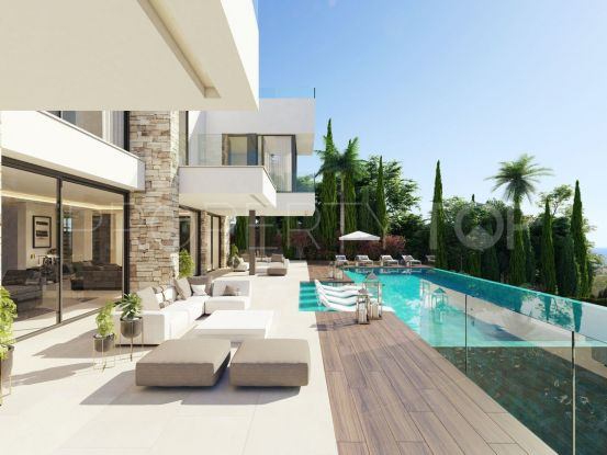 For sale 8 bedrooms villa in Los Flamingos, Benahavis | Marbella Living