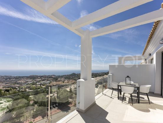2 bedrooms duplex penthouse for sale in Benalmadena | Nordica Sales & Rentals