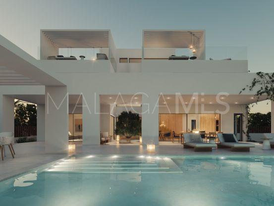 For sale plot in El Rosario, Marbella East | Nordica Sales & Rentals