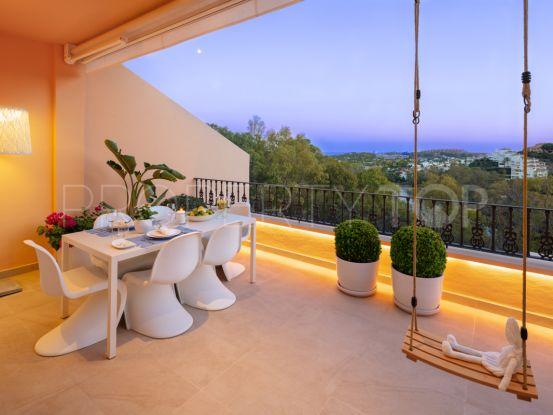 Buy 2 bedrooms duplex penthouse in Vista Real, Nueva Andalucia | Nordica Sales & Rentals