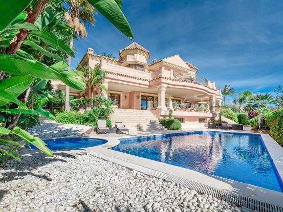 For sale villa in La Alqueria with 6 bedrooms | Nordica Marbella