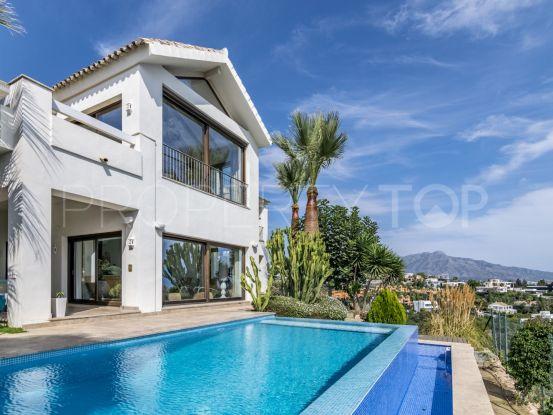 For sale villa with 5 bedrooms in Mirador del Paraiso, Benahavis   Nordica Marbella