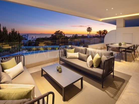 For sale Reserva de Sierra Blanca 3 bedrooms penthouse | Christie's International Real Estate Costa del Sol