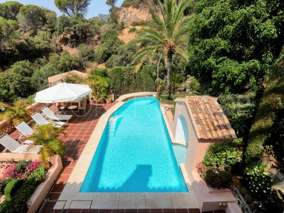 5 bedrooms villa in El Madroñal for sale | Christie's International Real Estate Costa del Sol