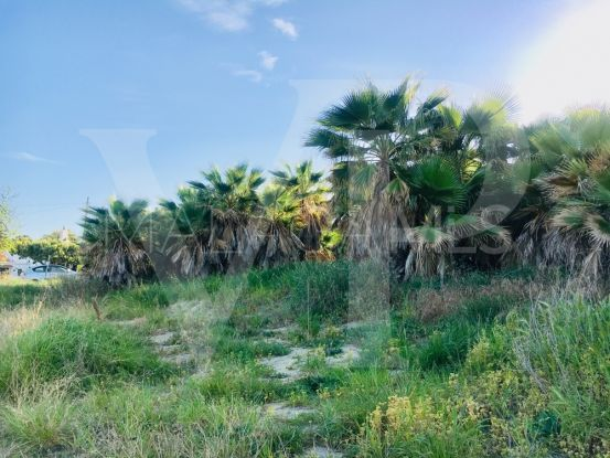 Plot for sale in La Resina Golf, Estepona | Von Poll Real Estate