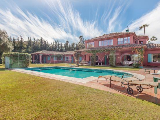 For sale 5 bedrooms villa in Kings & Queens, Sotogrande | Teseo Estate