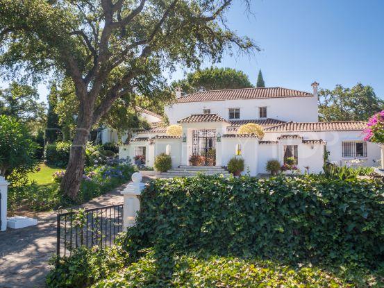 For sale villa in Zona A, Sotogrande | Teseo Estate
