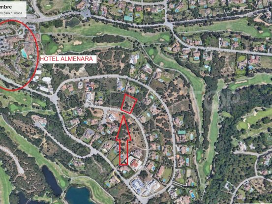 Parcela a la venta en Zona G, Sotogrande | Teseo Estate