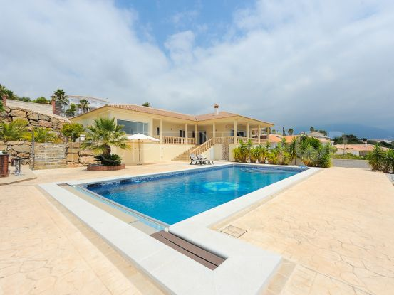Buy Periana 4 bedrooms villa | Viva