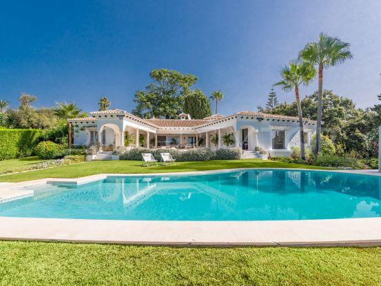 For sale 7 bedrooms villa in Hacienda las Chapas, Marbella East | Panorama