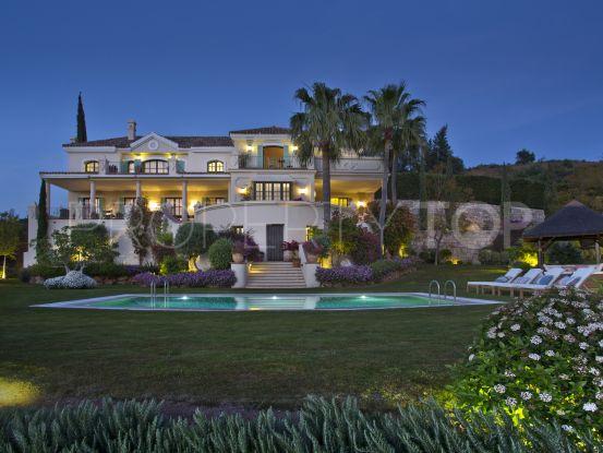 Villa en venta en Marbella Club Golf Resort, Benahavis   Panorama