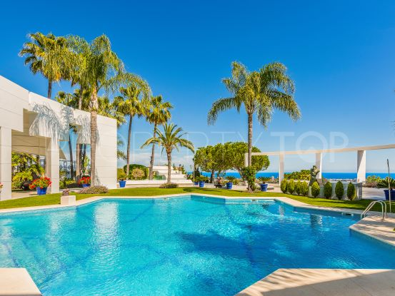 7 bedrooms villa in La Cerquilla, Nueva Andalucia | Panorama