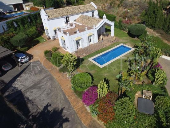 Buy 4 bedrooms villa in Sierra Blanca Country Club, Istan | Panorama
