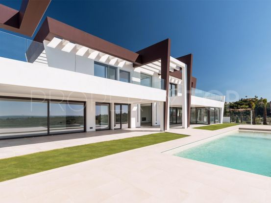 Villa in Los Flamingos, Benahavis | Panorama