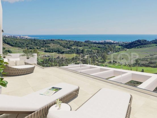 For sale Estepona penthouse with 3 bedrooms   Panorama