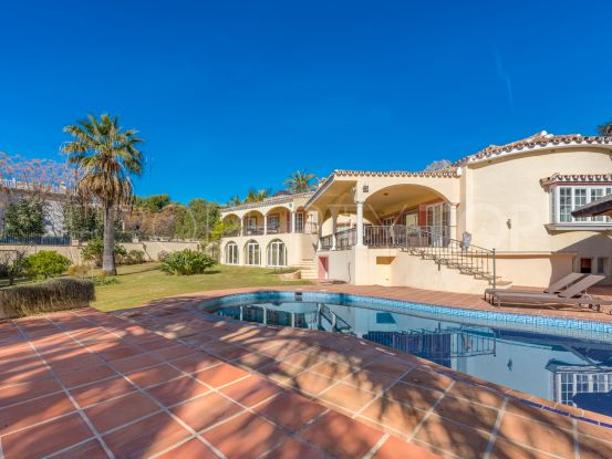 For sale villa in Rocio de Nagüeles with 6 bedrooms | Panorama
