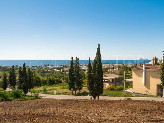 For sale plot in Paraiso Alto, Benahavis | Panorama