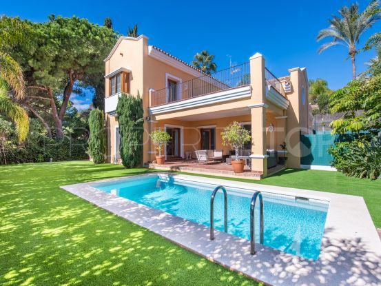 For sale 4 bedrooms villa in Nagüeles, Marbella Golden Mile   Panorama
