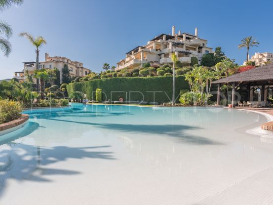 3 bedrooms duplex penthouse in Los Capanes del Golf for sale | Panorama
